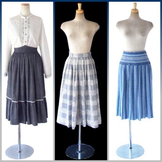 スカート!スカート!スカート!レトロでかわいいスカート大特集!